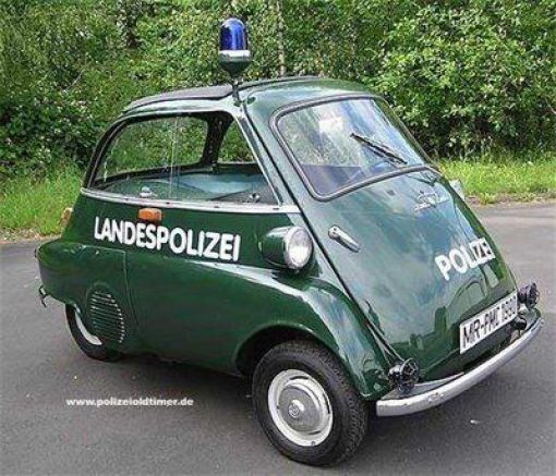 Unusual, Funny and Awesome Cop Cars (27 pics)