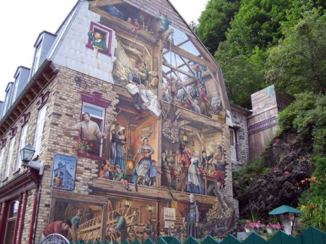 Cool Huge Wall Paintings (14 pics)