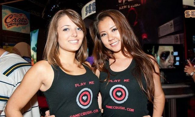 Electronic Entertainment Exposition Girls (58 pics)
