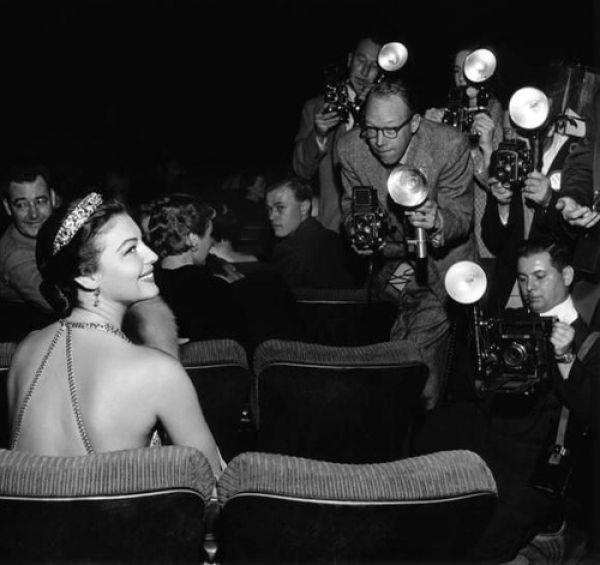 Rare Photographs of Celebrities. Part 7 (117 pics)