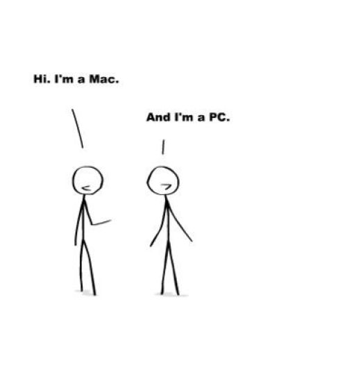 What Do Zombies Prefer : Mac or PC? (5 pics)