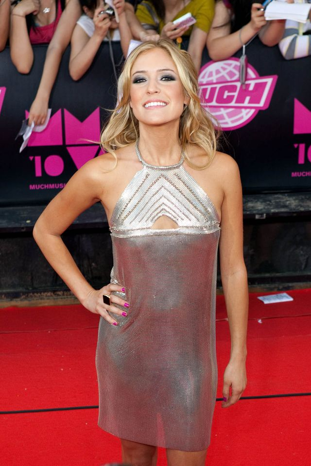 Beautiful and Elegant Kristin Cavallari (9 pics)