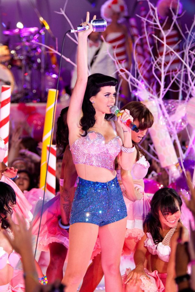 Katy Perry Just Because She's Gorgeous (9 pics)