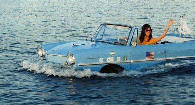 Cool Amphibian Cars (29 pics)