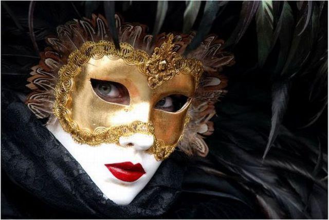 Beautiful Carnival Masks (28 pics)