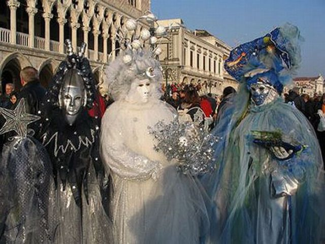 Beautiful Carnival Masks (28 pics)