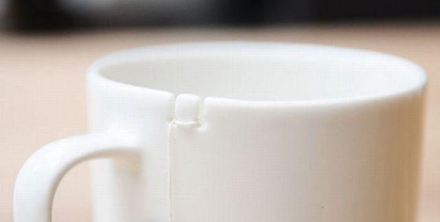 Ingenious Tea Cup Design (3 pics)