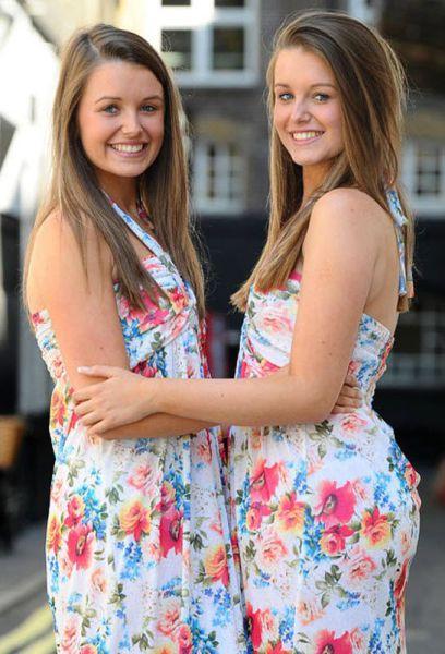 Twin Girls, Hmmm (38 pics)