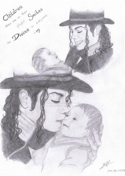 The Michael Jackson You Never Knew (17 pics)