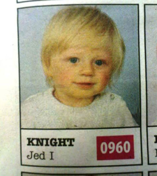 Unfortunate Names (20 pics)
