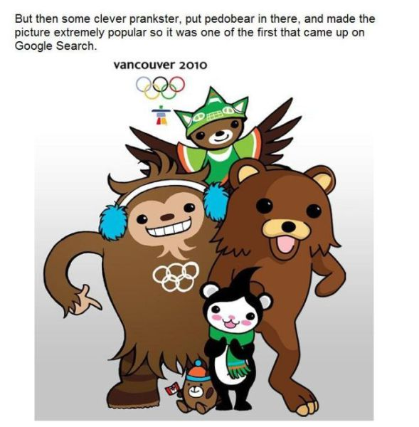 Pedobear Meme In Newspapers And Magazines  7 Pics