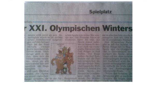 Pedobear Meme in Newspapers and Magazines (7 pics)