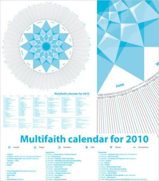 Such Creative and Unique Calendars (61 pics)