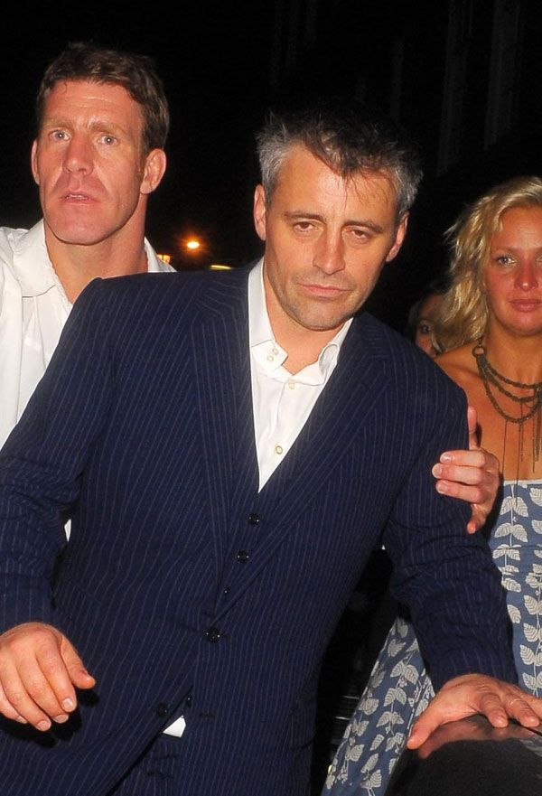 Do You Remember Joey from Friends? Now Look He's Doing (5 pics)