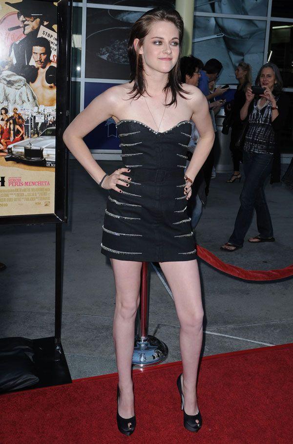 Kristen Stewart… Well, She's Not That Bad (5 pics)