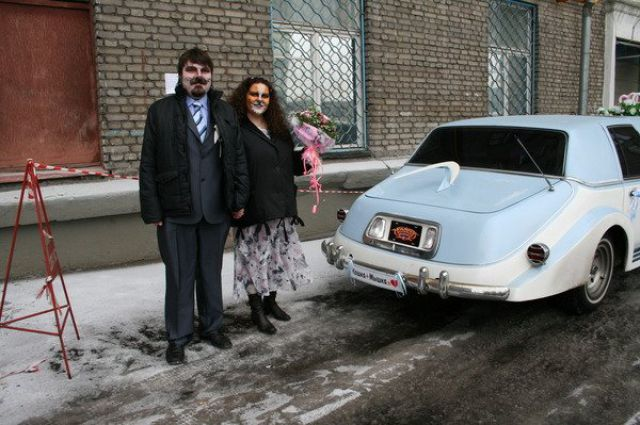 Wedding in WTF Style (20 pics)