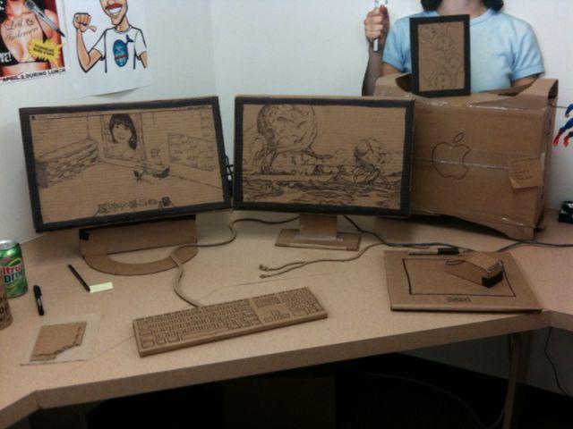 A Great Office Joke (14 pics)