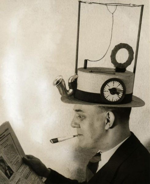 Crazy and Incredible Inventions from the Past. Part 2 (19 pics)