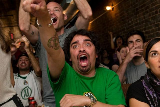 World Cup Fans' Reactions (36 pics)