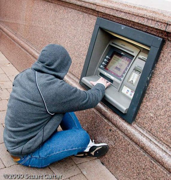 Funny and Creative ATMs (30 pics)