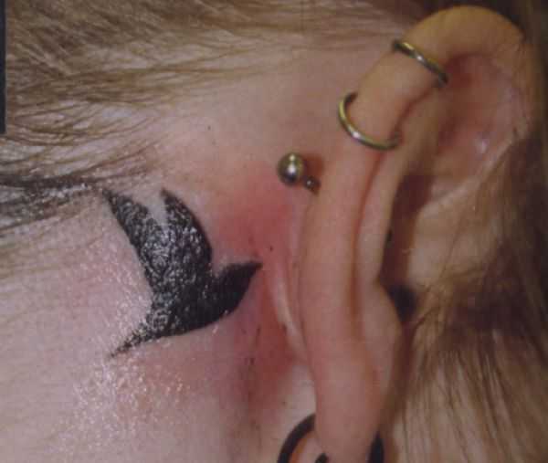 Odd Ear Tattoos (32 pics)