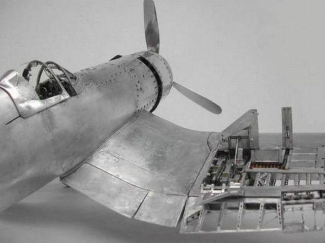 Realistic Plane Modeling (39 pics)