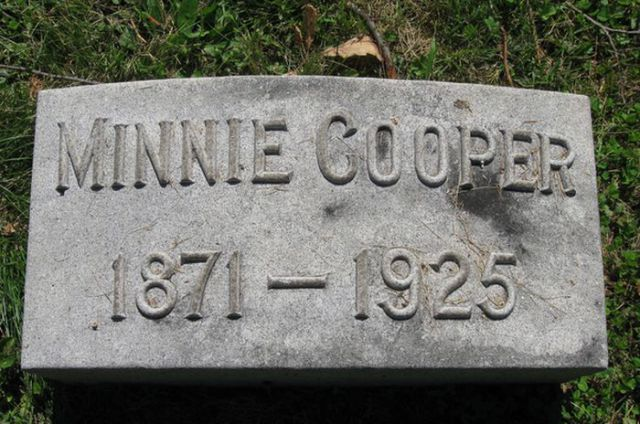 Graves and Names: Twist of Fate (50 pics)