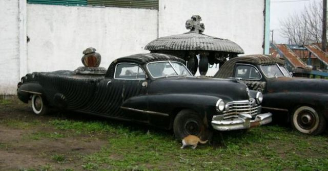 Hand-Made Hearse from Argentina (12 pics)