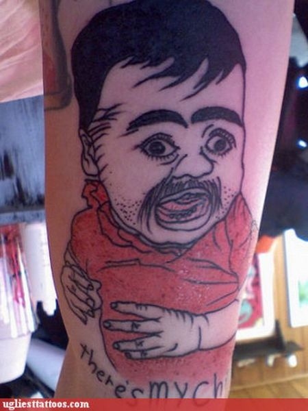 Horrible Tattoos (57 pics)