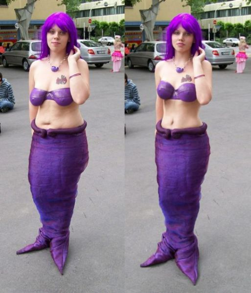 Cosplay Girls Transformations (28 pics)