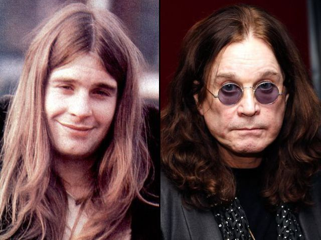How Rock Stars Have Changed (49 pics) - Izismile.com