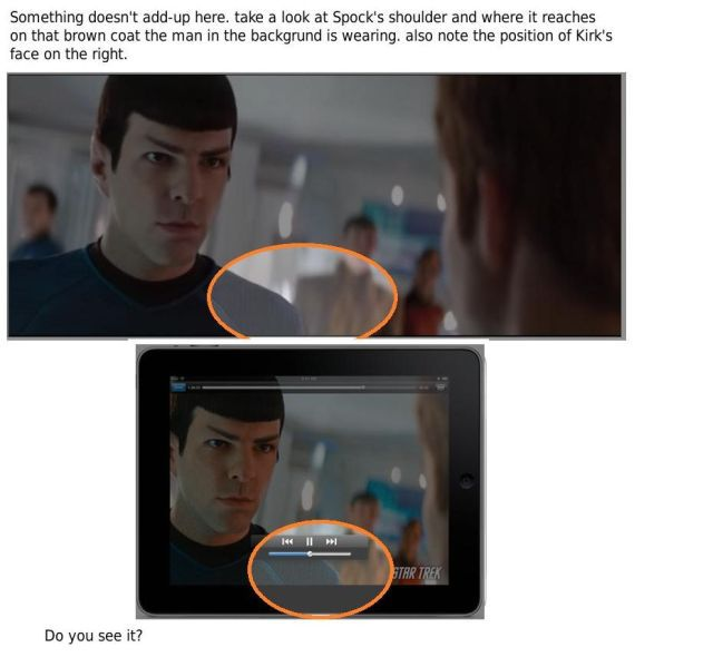 iPad Is Cheating (5 pics)