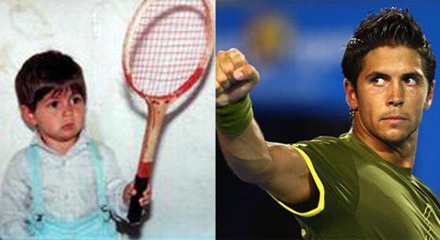 Tennis Players as Children (18 pics)