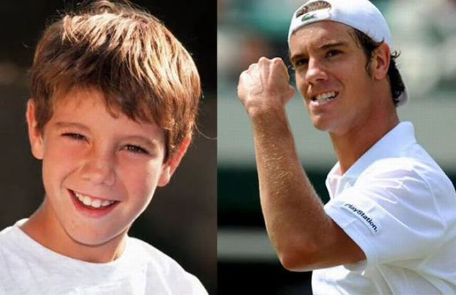 Tennis Players as Children (18 pics)