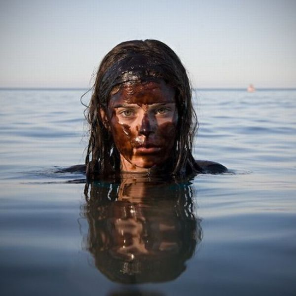 Oil Swimmers (15 pics)
