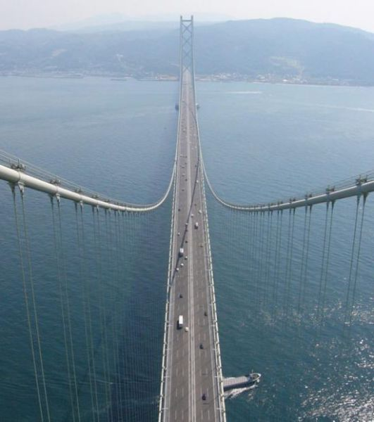 The Longest Bridges in The World (10 pics)