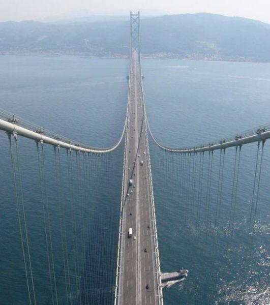 The Longest Bridges in The World (10 pics)