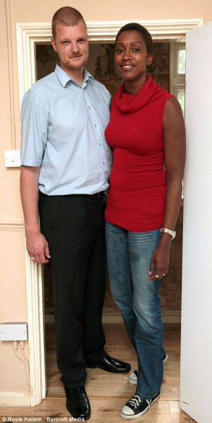The Tallest Couple in the World (6 pics)