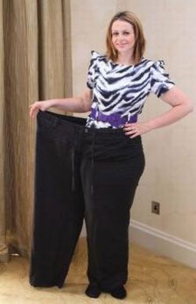 Weight Loss Miracle Story (10 pics)