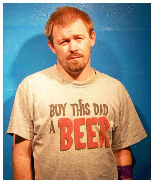 Hilarious Arrest T-Shirts (69 pics)