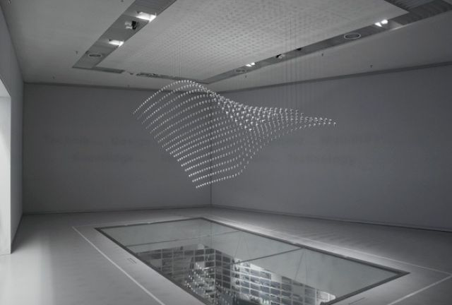 Amazing Kinetic Installation (13 pics)