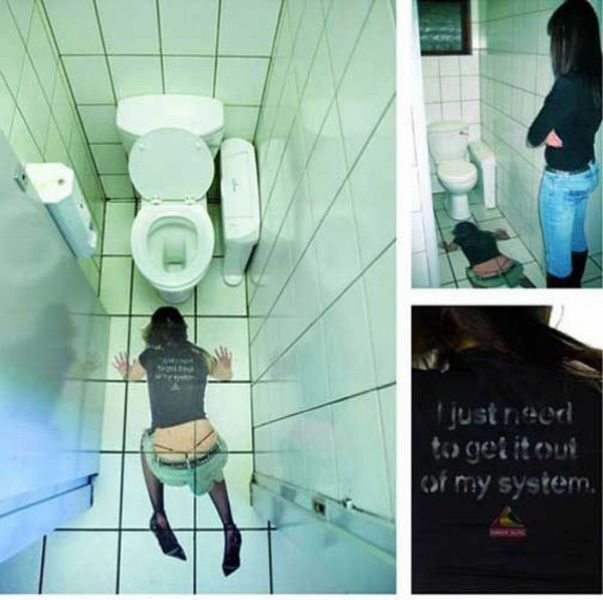 """Art"" in the Toilets (51 pics)"
