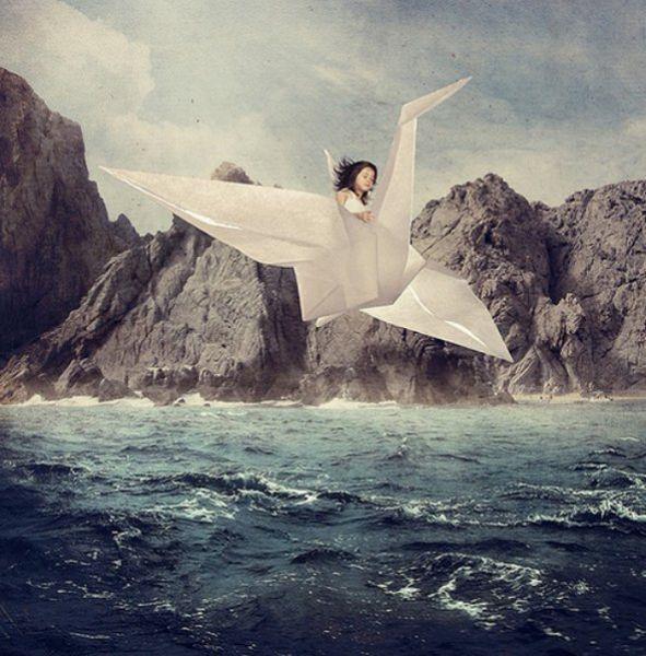 Beautiful Surreal Photo-Manipulations (48 pics)