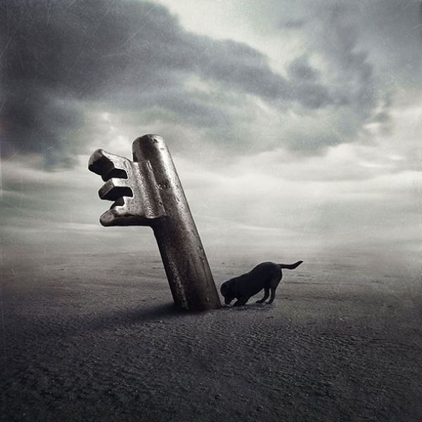 Beautiful Surreal Photo-Manipulations (48 pics)