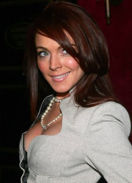 How Lindsay Lohan Has Changed in 12 Years (31 pics)