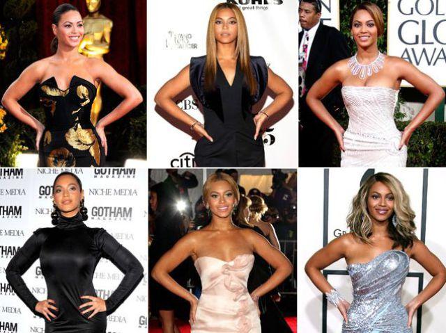 Signature Celebrity Poses (32 pics)