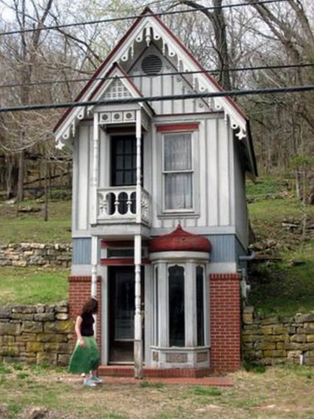 Some of the smallest houses in the world 45 pics for Cute small homes