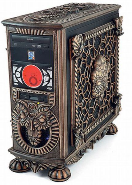Awesome Custom PC Case Designs (45 pics)