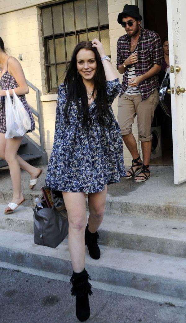 Lindsay Lohan (15 pics)