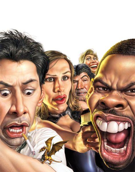 Amazing Humorous Illustrations (40 pics)